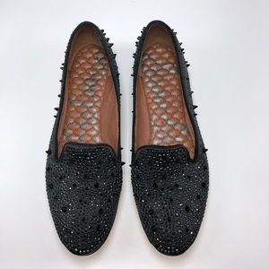 64f6787ef6b30 Sam Edelman Shoes - Sam edelman Adena Black spike flats